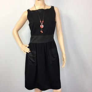 Diane Von Furstenberg Black Jumper Dress